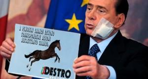 """Il Destro intervista Silvio Berlusconi: """"Rifaccio Forza Italia e, se mi gira, mi ricandido a Premier"""""""