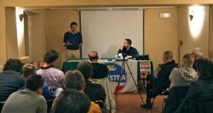 """Il """"rottamatore del centrodestra"""" Alessandro Nardone fa il pieno a Savona"""