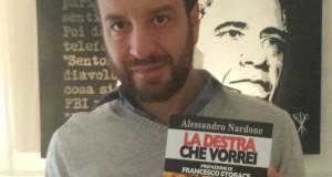 "Francesco Storace presenta ""La destra che vorrei"""